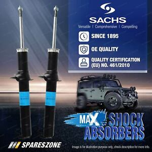 Rear Sachs Max Shock Absorbers for Jeep Grand Cherokee WK WK2 Wagon 02/11-20