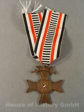 Ehrenbund allemand Guerre mondiale participants, guerre d'honneur croix 1914-1918 avec x, 5365