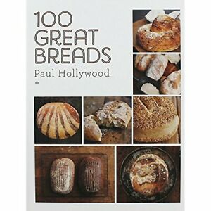 100 Great Breads by Hollywood, Paul Book The Cheap Fast Free Post