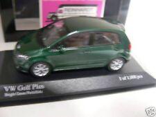 1/43 Minichamps VW Golf Plus 2004 grünmetallic 400054301