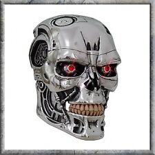 Nemesis Now Terminator 2 T-800 Head Piece Judgement Day Ornament Wall Mask 23cm