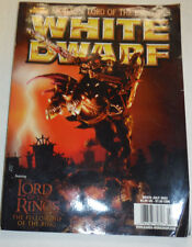 White Dwarf Magazine The Lord Of The Rings The Fellowship No.270 103114R