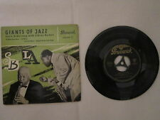 "Louis Armstrong - Giants Of Jazz - Perdido Street Blues - Single - 7"" - 1816"