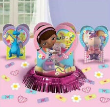 DOC MC STUFFINS table CENTERPIECE birthday party supplies 23pc kit Lambie Hallie