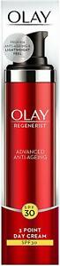 OLAY REGENERIST DAILY 3 POINT DAY CREAM SPF 30 50 ml