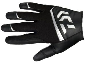 Daiwa Offshore Power Gloves Black Blue Fishing gloves DG-7221 2021 model