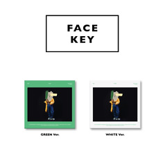 Shinee Key-[Face]1st Solo Mini Album Random Ver CD+Booklet+Photocard+Gift K-POP
