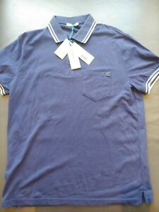 Authentic Versace Jeans  Polo thirt size it 52 USA Large