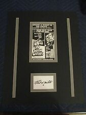 The CorpseGrinders/The Undertaker And His Pals Signed by Ted V Mikels
