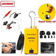 Autool SDT 106 Car EVAP Fuel Pipe Smoke Leakage Detector Auto Diagnostic Tester