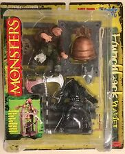 Todd McFarlane's Monsters - Series One - Hunchback Playset - Complete