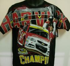 Kevin Harvick 2014 Cup Champion Chase All Over Print T-Shirt XL Free Ship # 4
