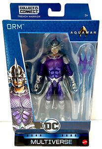 Mattel DC Multiverse Aquaman: Orm (C&C: Trench Warrior) (FXG88) (NISB)