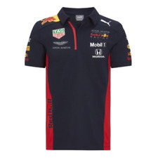 OFFICIAL REDBULL ASTON MARTIN RACING 2020 SEASON F1™ TEAM POLO SHIRT