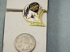 HOT AIR BALLOON PIN SIMS HEATING & COOLING U.S. NATIONALS VOLUNTEER MI
