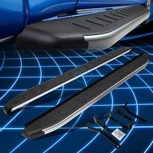 "For 08-13 Toyota Highlander XU40 5.75"" Aluminum Running Board Side Nerf Step Bar"