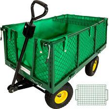 Transportkarre Bollerwagen Handwagen Transportwagen Gerätewagen + Ablage B-Ware