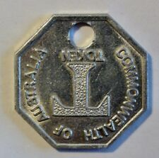 Commonwealth of Australia T - Token