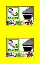 Keilriemen für  Yard King 30/12 HP  Mähwerk + Fahrantrieb