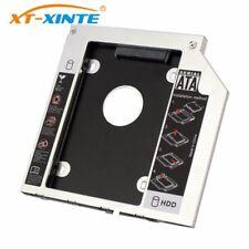 9mm SATA 3.0 Interface 2.5 Inch Hard Drive Bracket SSD Adapter Optibay HDD Caddy