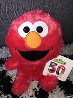 Sesame Street ELMO PLUSH 50th Anniversary 2019 Toy FACTORY Red Muppets Doll Kid