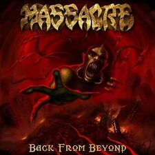 MASSACRE - BACK FROM BEYOND  CD NEU