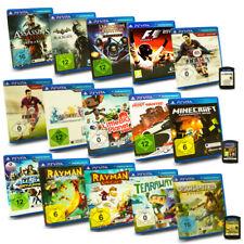 PS Vita Jeu NFS Uncharted Creed Minecraft Final Fifa Rayman Unit Little Big