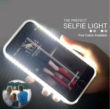 LED Back+Front Light UP Selfie Phone Case Cover For iPhone 11 Pro XR XS Max 8 7+
