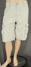 LEVI'S Workwear Men's Khaki Cargo Shorts 32 #2