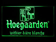 J582G Hoegaarden Belgium Beer For Pub Bar Display Light Sign