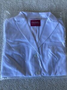 Medelita Lab Coat Size 2 Women's Retail 168.00