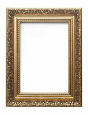 Ornate Swept Antique Picture Frame Photo Frame  With Mount French  Style