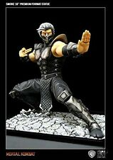 SYCO MORTAL KOMBAT SMOKE PREMIUM FORMAT STATUE LIMITED EDITION *DISPLAY PIECE*