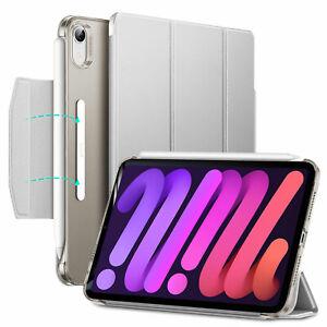 ESR Trifold Case for iPad Mini 6 (8.3 inch, 2021) Translucent Smart Cover Clasp