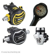 Apeks XTX200 + Octopus XTX40 + Aqualung Finimeter - neustes Modell