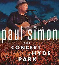Paul Simon - The Concert In Hyde Park (CdBluray)