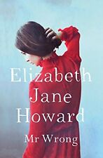 ELIZABETH JANE HOWARD __ MR WRONG __ BRAND NEW __ FREEPOST UK
