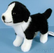 KOSEN Made In Germany NEW Standing Border Collie Puppy Dog Plush Toy