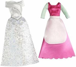 Disney Princess Doll Outfit - Cinderella Dolls Dress with Bracelet for you BNIB