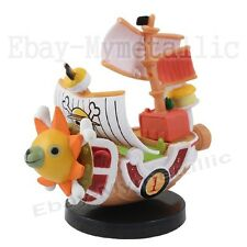 One Piece Straw Hat Pirate Thousand Sunny Mini Pirate Ship Toy