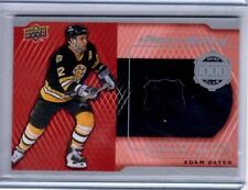 2015-16 Upper Deck A Piece Of History 1000 POINT #PC-AO Adam Oates