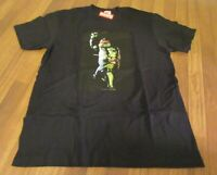 Supreme Raphael Tee T-Shirt Size Medium Black SS21 Ninja Turtles 2021 New DS