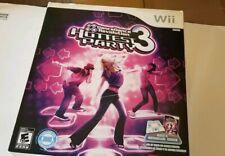 Konami Nintendo Wii Dance Dance Revolution Hottest Party 3   Mat NEW NEVER USED