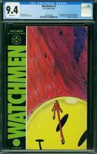 Watchmen #1 CGC 9.4 DC 1986 Alan Moore! Movie! Classic! WP! BIN! L10 201 cm