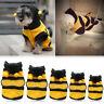 Haustier Hund Katze Welpen warme Hoodie Mantel Kleidung Biene Kostüm BekleidungO