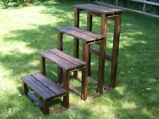 Horse Mounting Block In Other Equestrian Equipment For Sale Ebay
