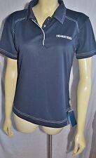 NEW NWT FINLANDIA VODKA size M ladies ferst dry shirt navy