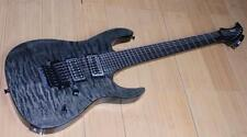 MUSOO BRAND 7string Electric guitar with thru neck ebony fingerboard