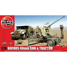 AIRFIX A02314 1/76 Bofors Gun and Tractor