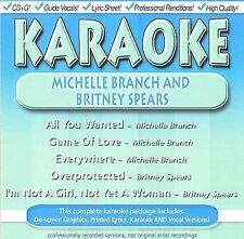 Karaoke: Michelle Branch & Britney Spears 2003 by Branch; Spears